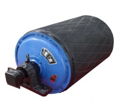 山东JDY型油冷式电动滚筒