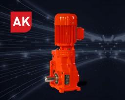 AK系列齿轮减速电动机