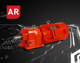 AR系列齿轮减速三相异步电动机