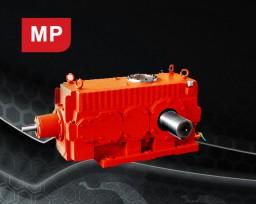 广东MP系列重载硬齿面齿轮减速箱
