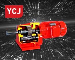 广东YCJ系列齿轮减速三相异步电动机